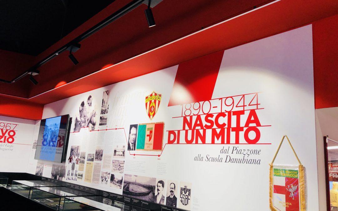 Al via una nuova stagione per il Museo del Perugia
