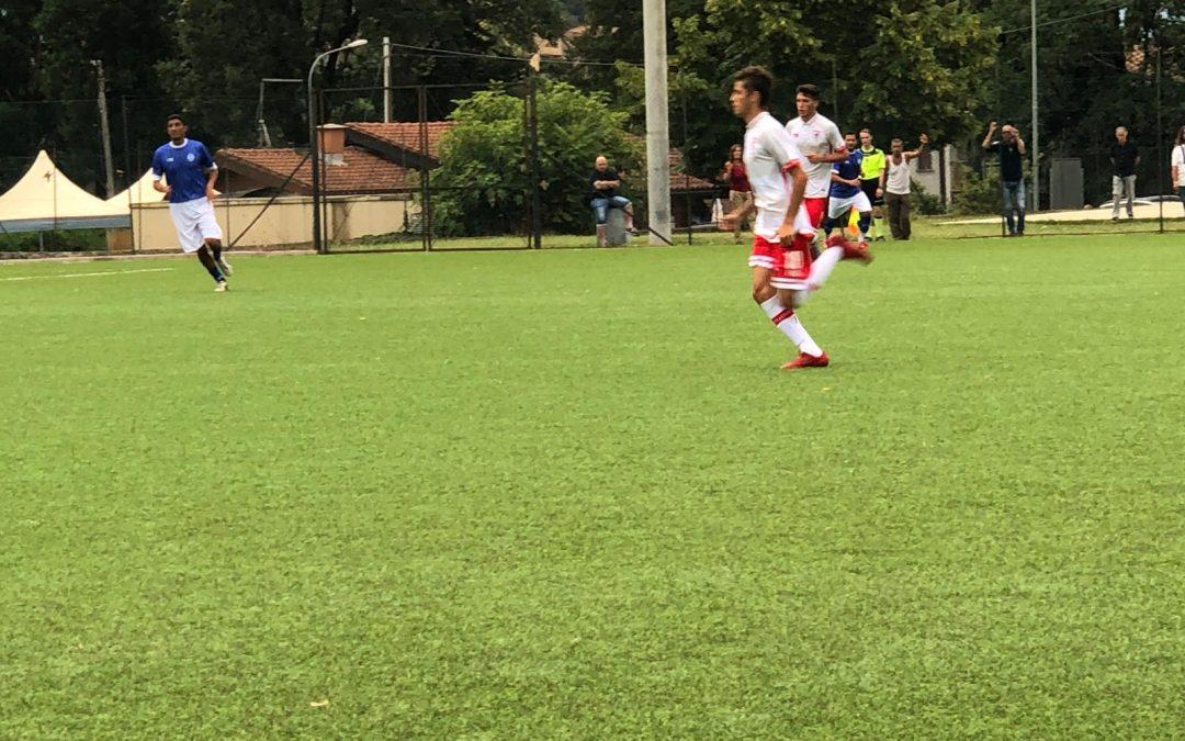 Amichevole Primavera, Valle del Tevere-Perugia 2-0