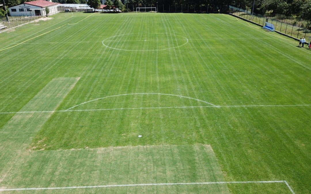 Le immagini del centro sportivo di Leonessa