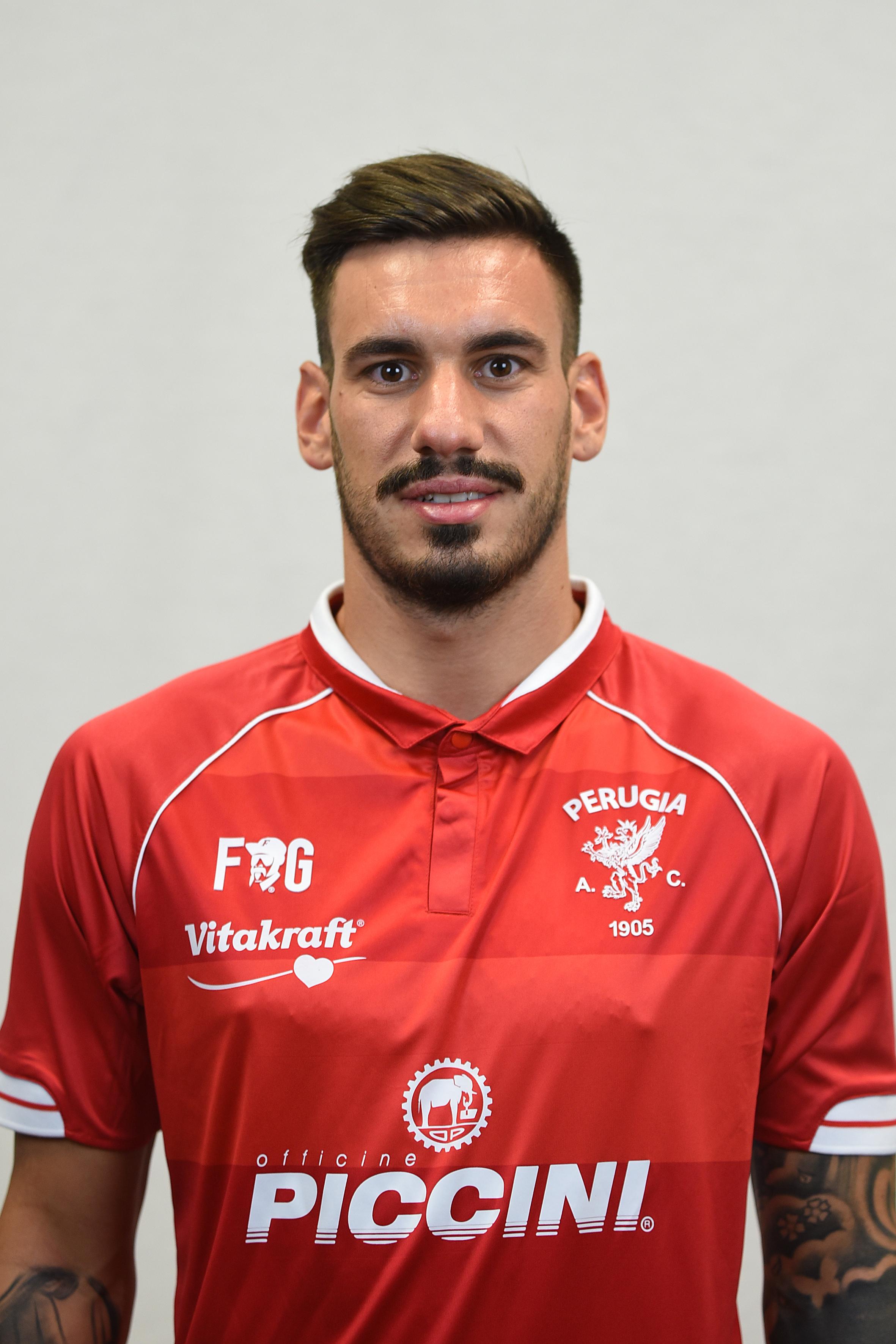 Nicola FalascoDifensore- A.C. Perugia Calcio
