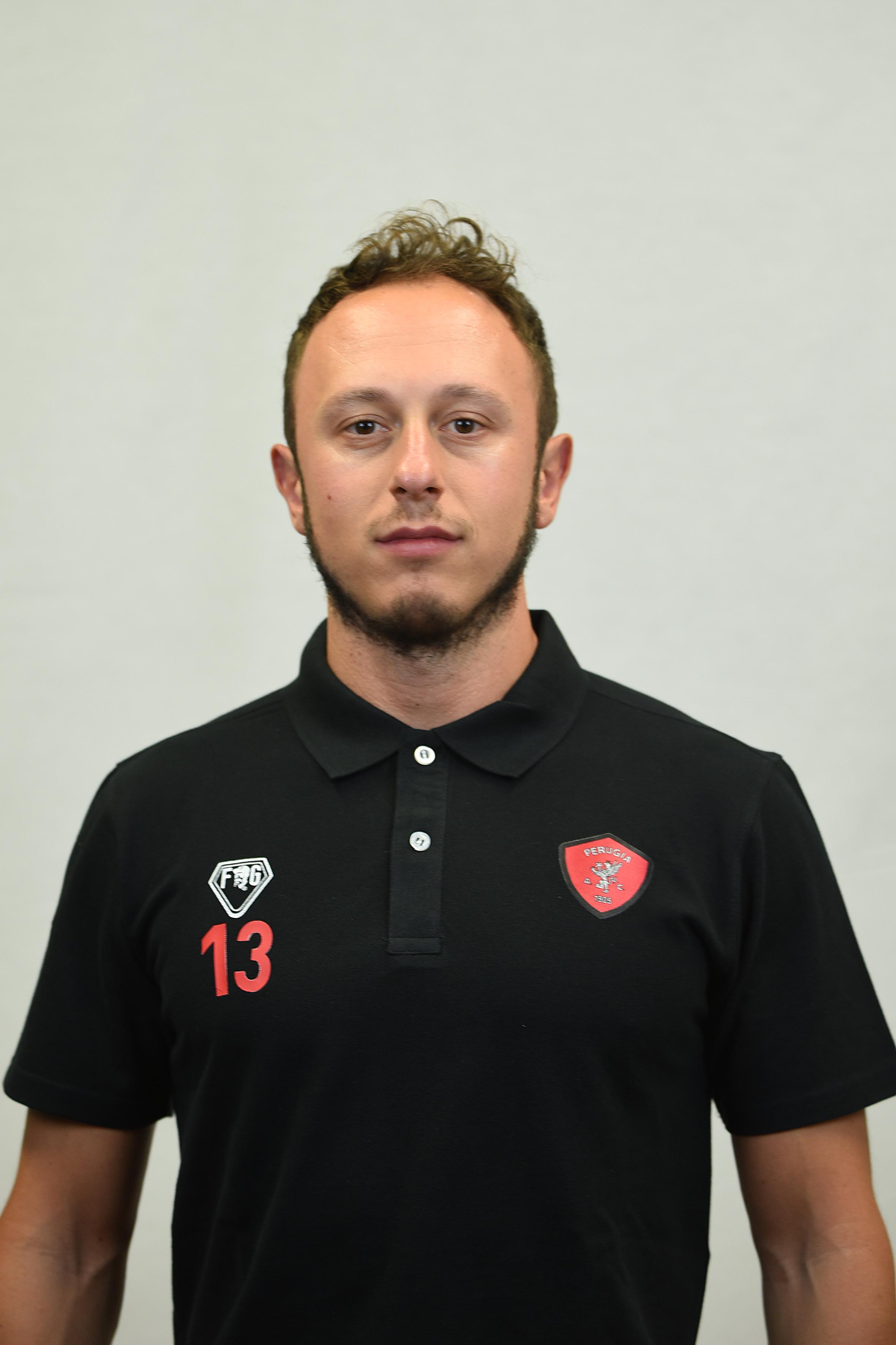 Luca D'AngeliCollaboratore Atletico- A.C. Perugia Calcio