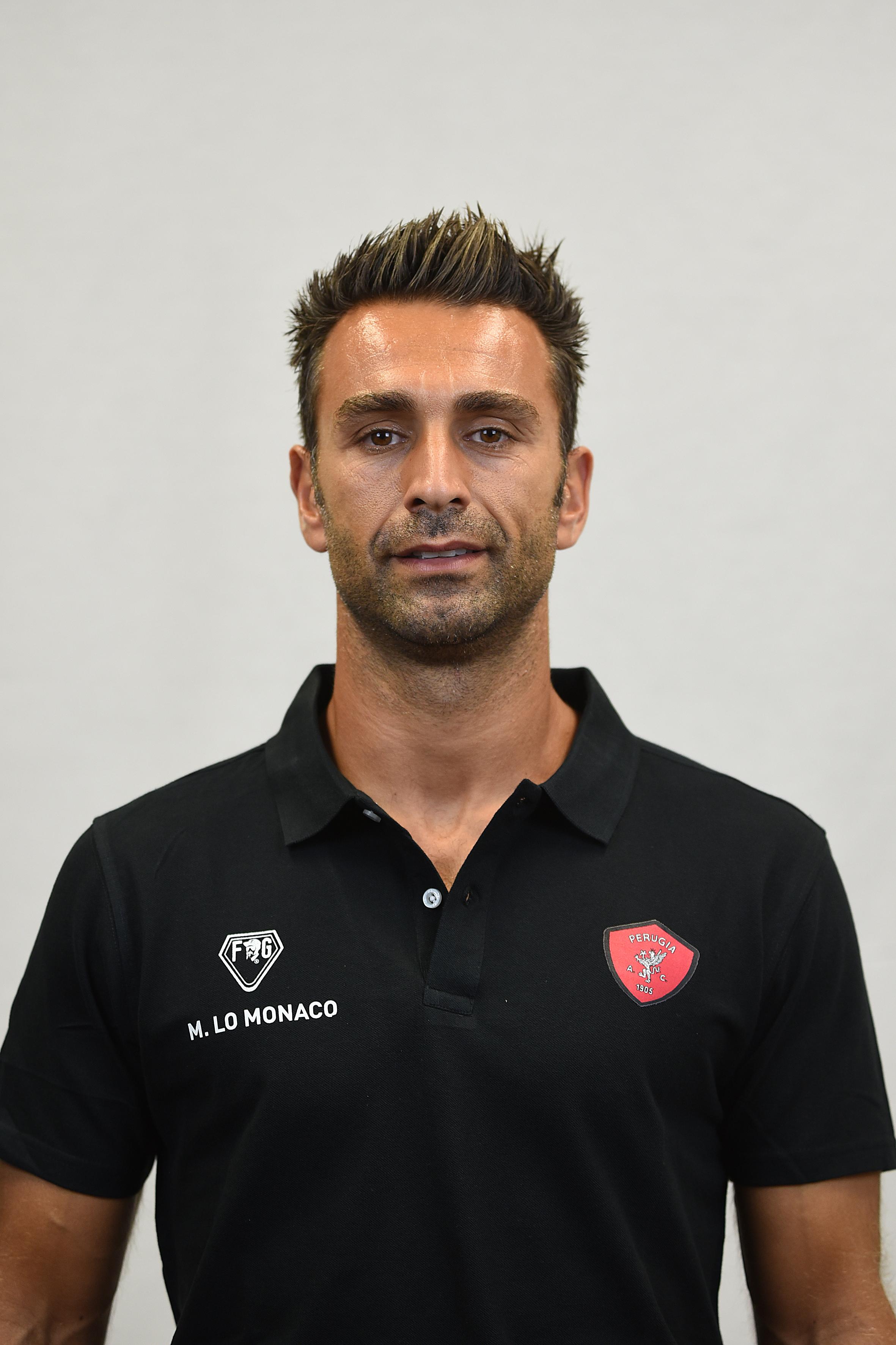Massimo Lo Monaco- A.C. Perugia Calcio
