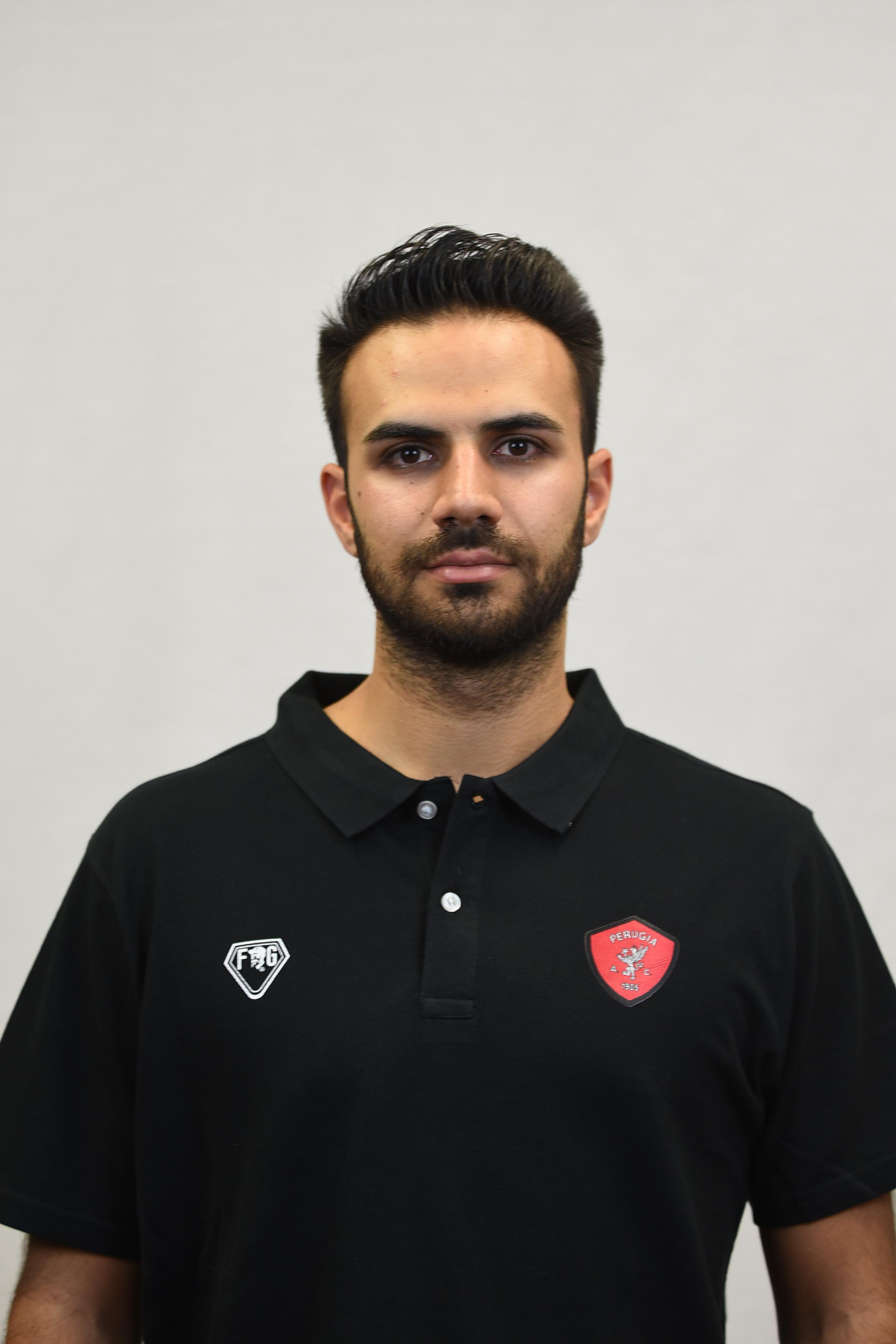 Francesco Gaudenzi- A.C. Perugia Calcio