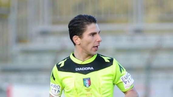 Perugia-Benevento affidata a Dionisi