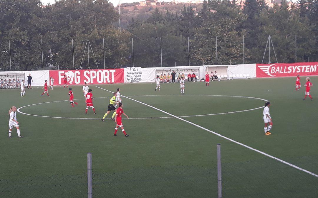 Perugia-Grifone Gialloverde: i commenti e la classifica della Coppa Italia