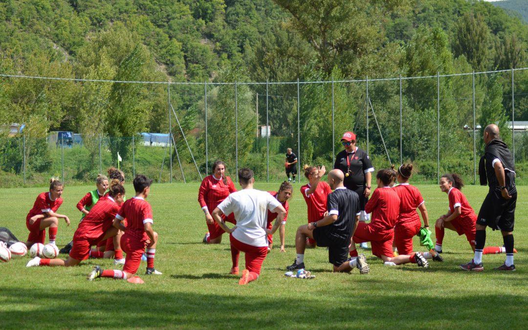 Le Grifoncelle domani a Jesi per la qualificazione in Coppa Italia
