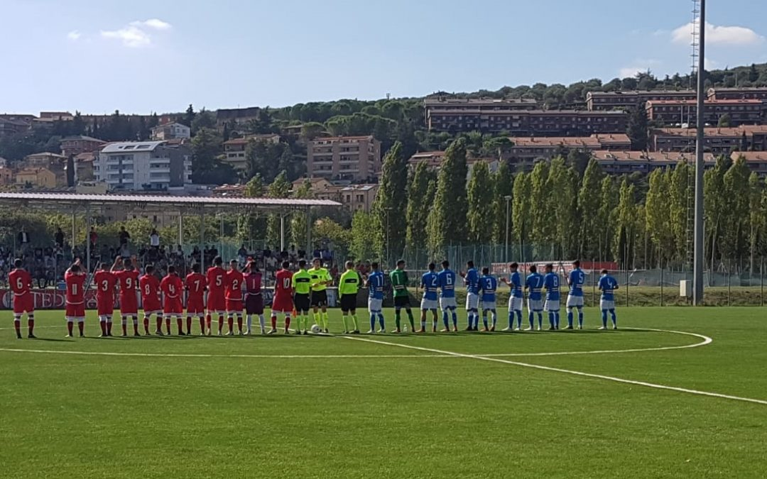 Under 17: Perugia-Napoli 0-1