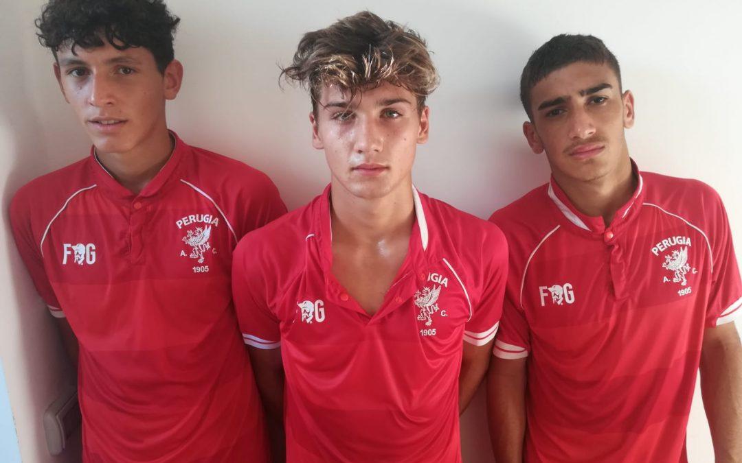 Under 16: Benevento-Perugia 4-3