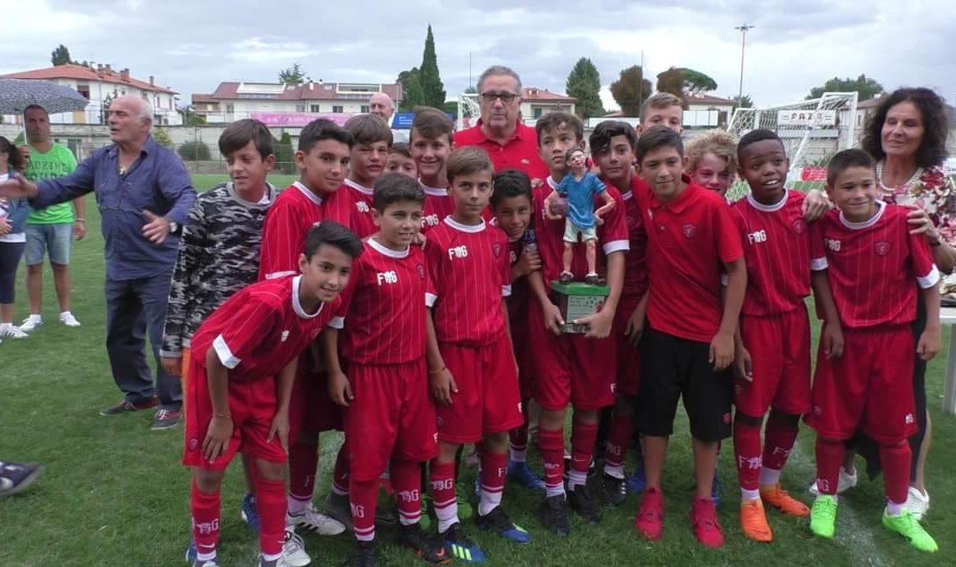 """I 2007 trionfano al torneo """"Calcio giovane 90"""""""