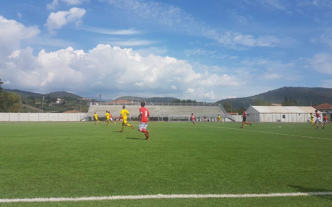 UNDER 16, Frosinone-Perugia 4-0