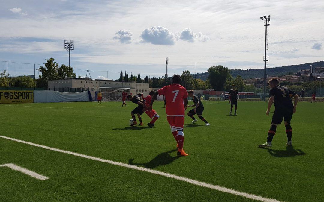 Under 17, Perugia-Benevento 2-2