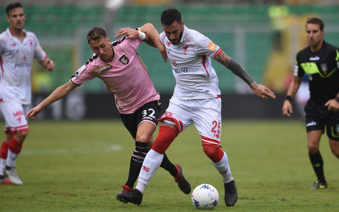 Palermo-Perugia termina 4-1