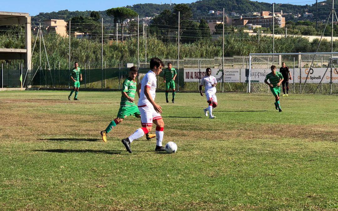 Coppa Italia Primavera: Livorno-Perugia 1-2
