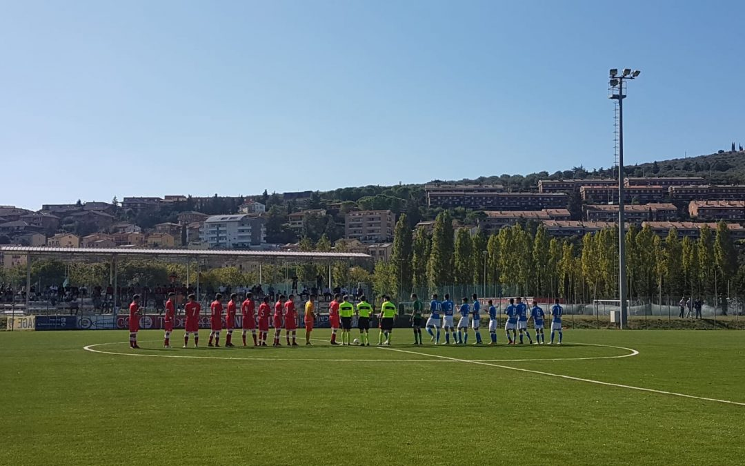 Under 16: Perugia-Napoli 0-1