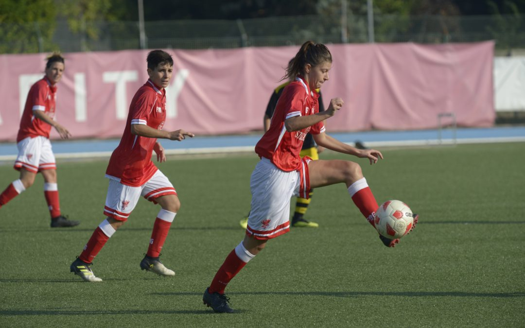 Domenica Perugia-Jesina: esordio casalingo in campionato per le Grifoncelle