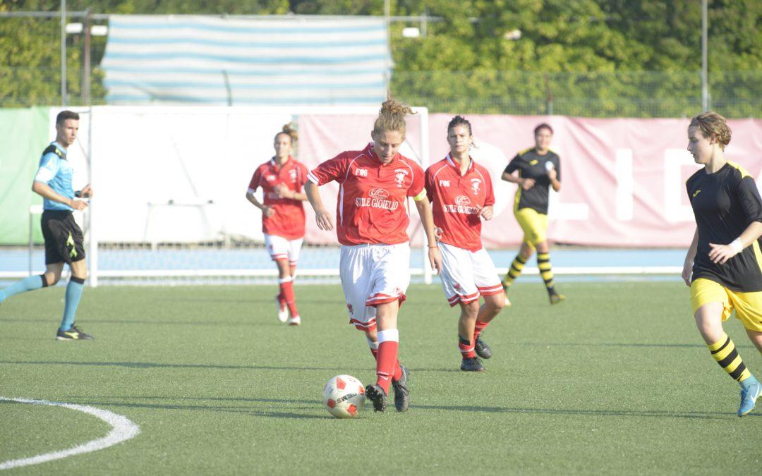 L'A.C. Perugia Calcio Femminile cerca conferme contro la Jesina