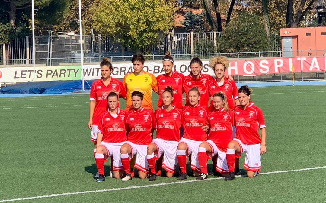 Femminile: Riccione-Perugia 1-3