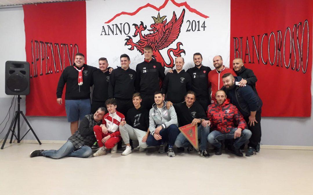 Bianchimano e Felicioli al Perugia Club Appennino Biancorosso