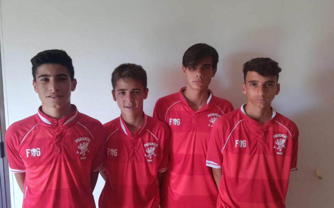 Under 15: Crotone-Perugia 0-4, vittoria U17 e pareggio U16