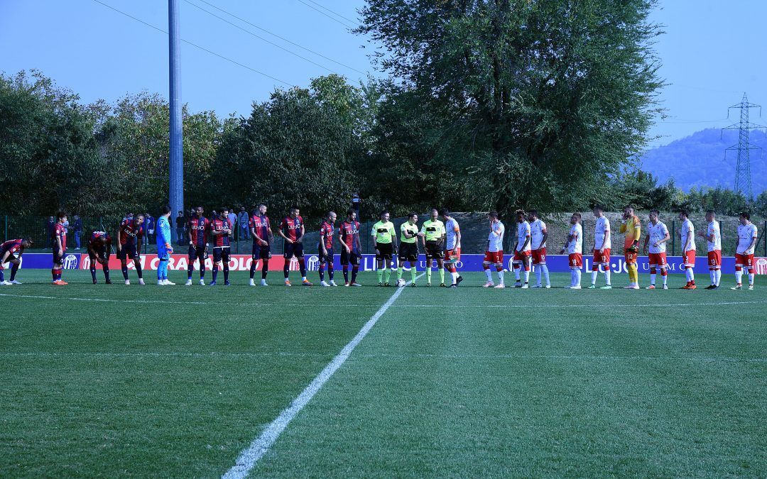 Amichevole Bologna-Perugia 1-1