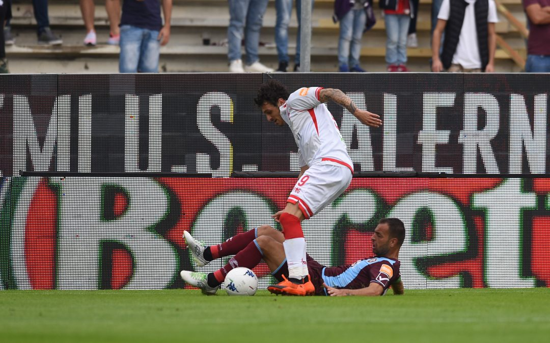 Salernitana-Perugia 2-1