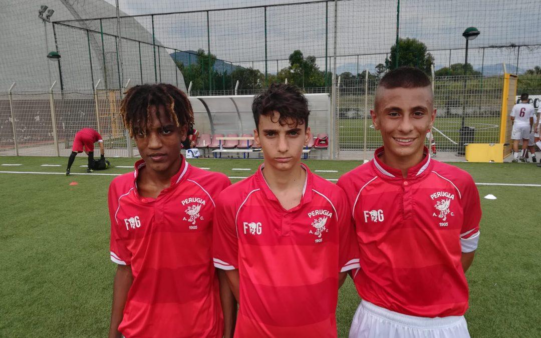 Under 15: Salernitana-Perugia 0-3