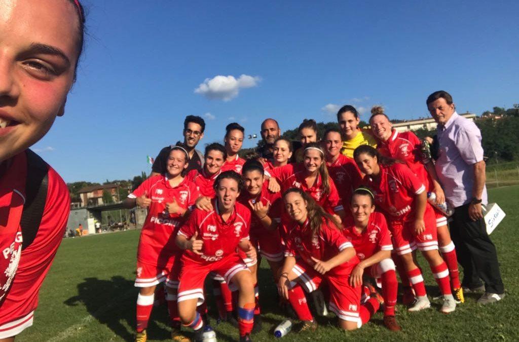 Femminile: sabato scatta il campionato Juniores