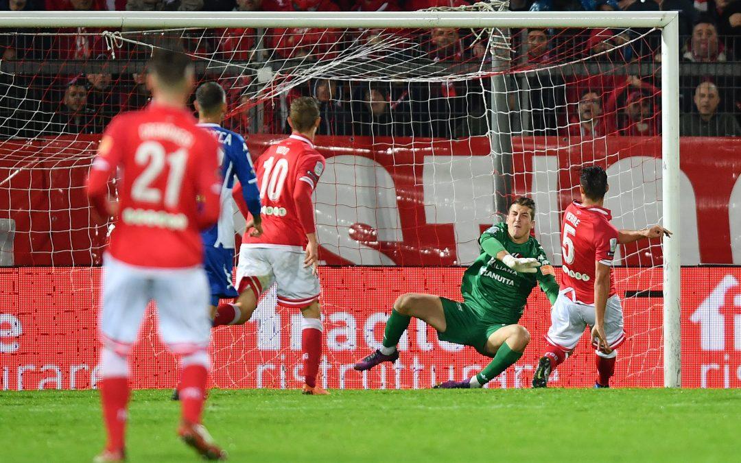 Perugia-Padova termina 3-2
