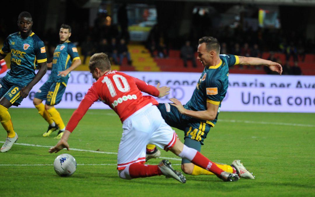 Benevento-Perugia 2-1