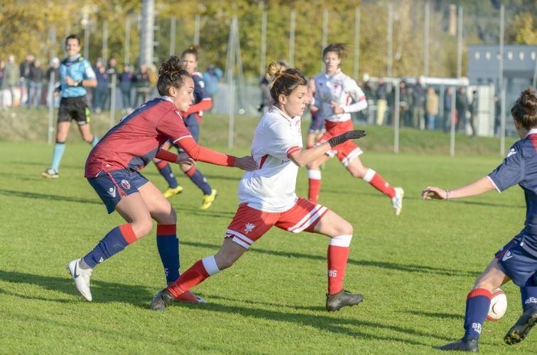 Inizio di preparazione per l'AC Perugia Femmnile
