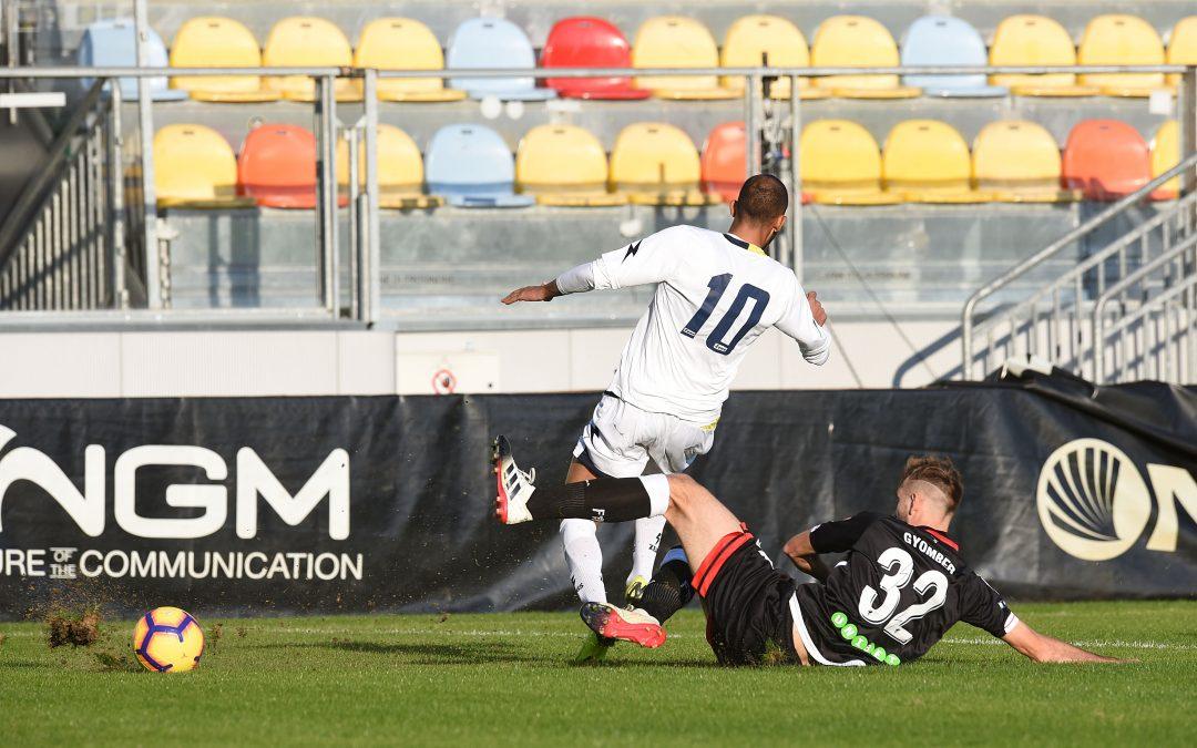 Frosinone-Perugia termina 0-0