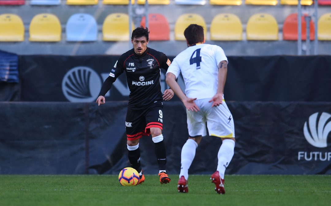 Amichevole Frosinone-Perugia 0-0