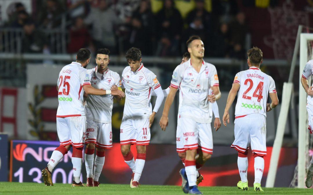 Livorno-Perugia termina 2-3