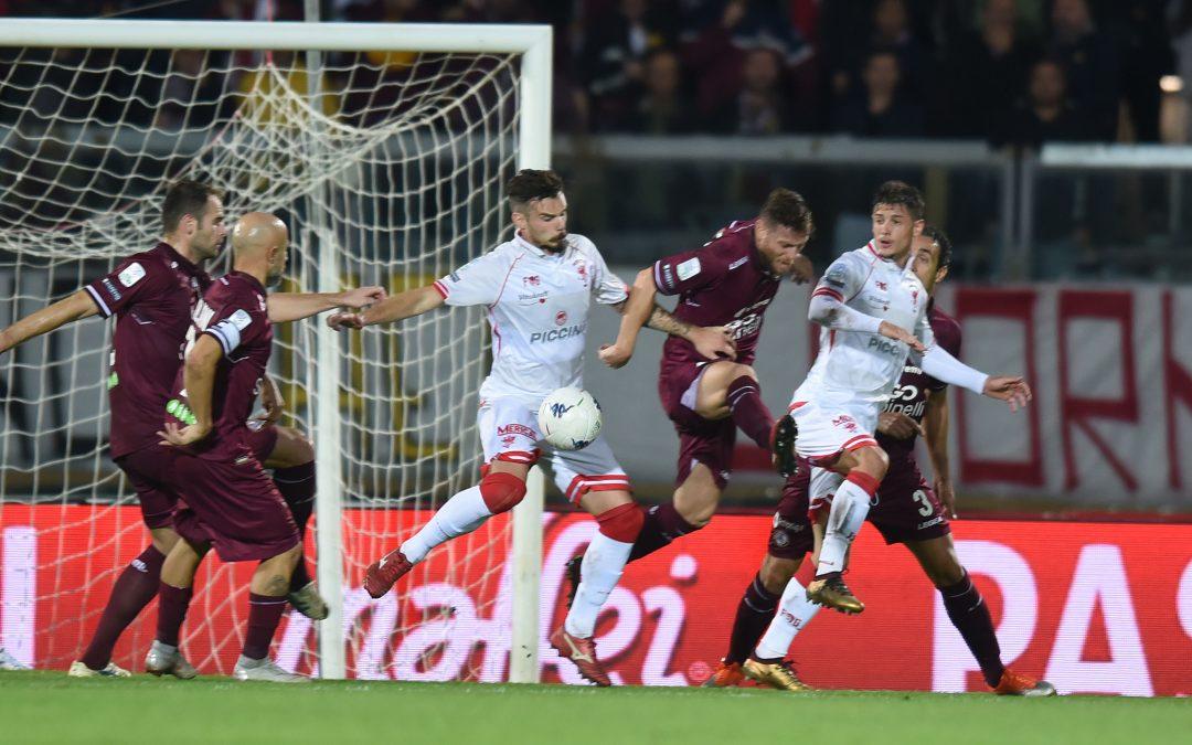 Livorno-Perugia 2-3
