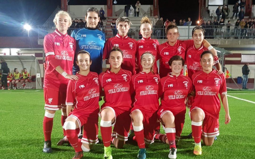 Femminile Juniores: Pontedera-Perugia 1-6