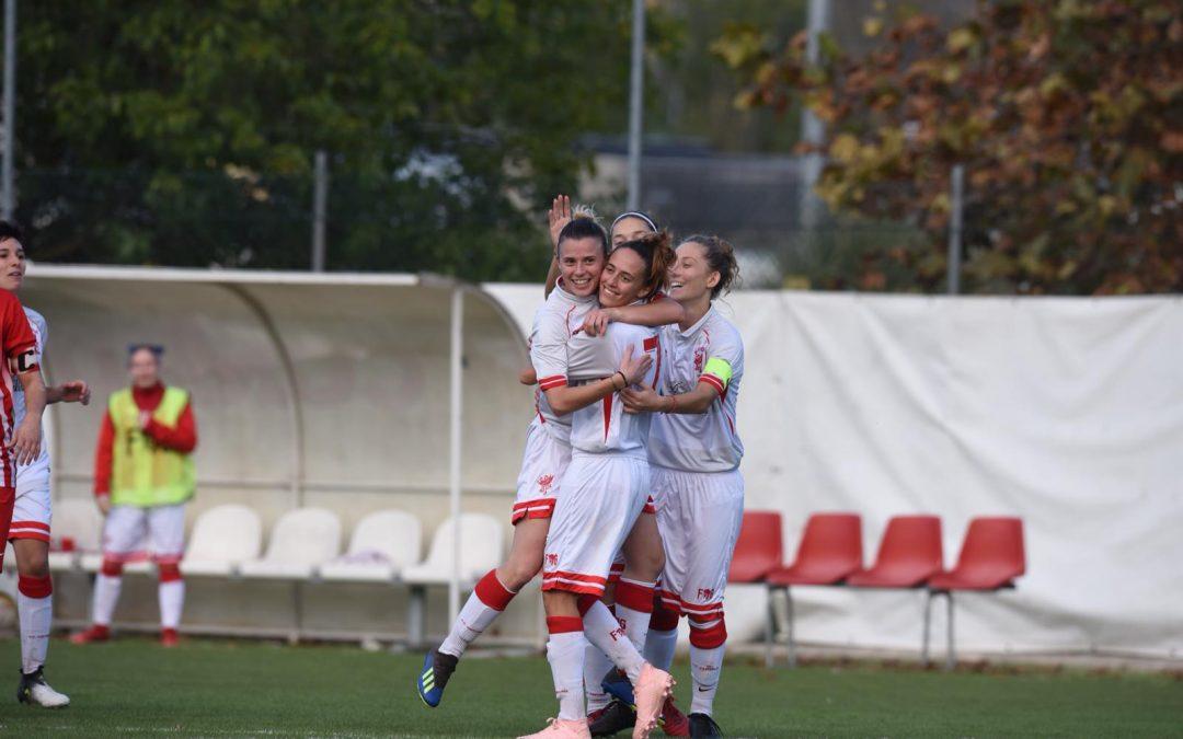 Femminile: Perugia-Olimpia Forlì 2-0