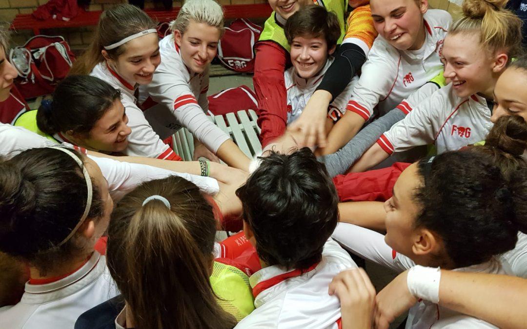 Juniores Femminile: Perugia-Vigor CF 2-1