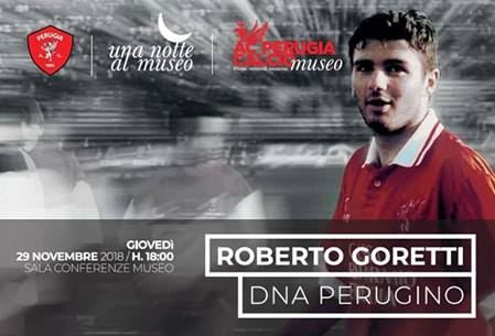 """Una Notte al Museo: """"Dna Perugino"""""""