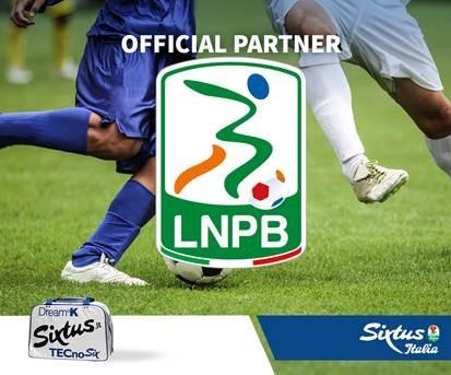 Sixtus Italia e Lega B ancora insieme