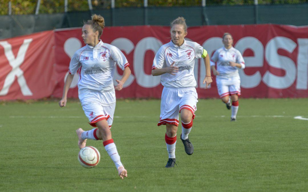 Femminile: Perugia-Imolese 4-0
