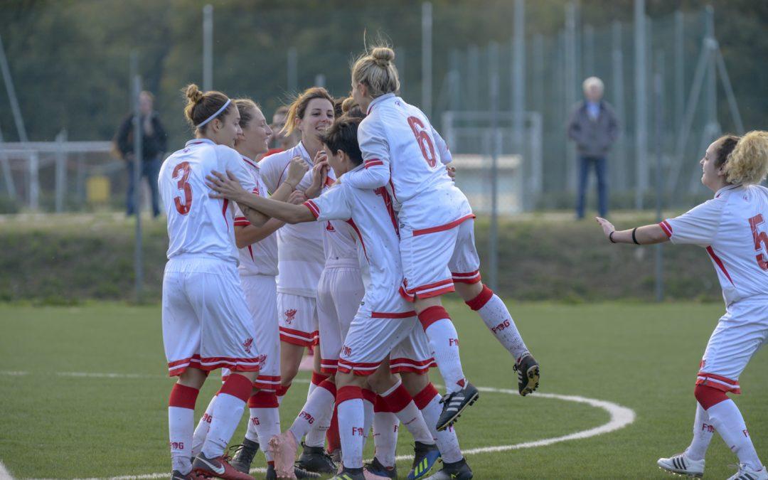 Femminile: San Marino-Perugia per la vetta della classifica
