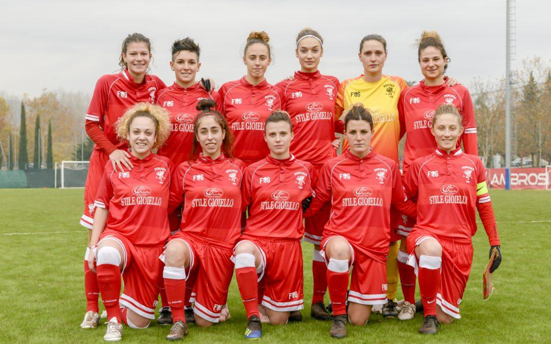 Femminile: Perugia-San Paolo 6-0