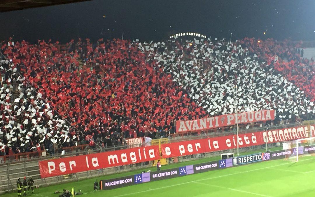 Perugia-Cosenza, info biglietti