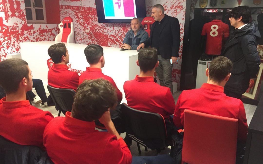 Incontro formativo con le squadre Nazionali U16 e U17