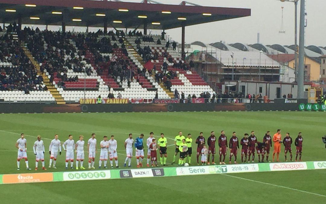 Cittadella-Perugia termina 2-2