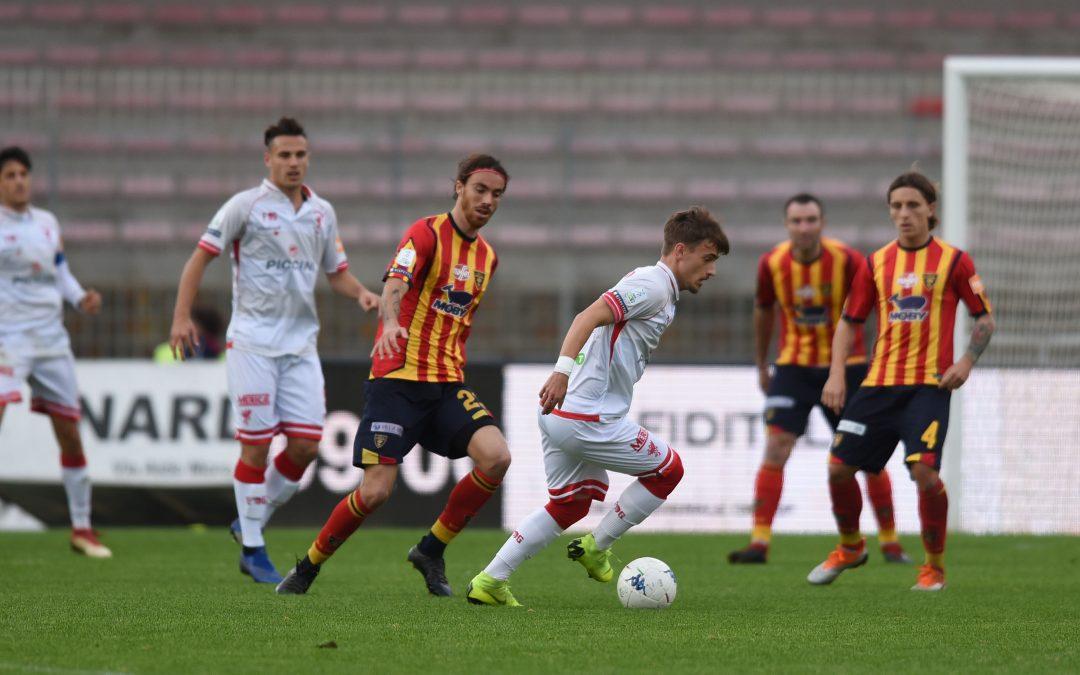 Lecce-Perugia termina 0-0