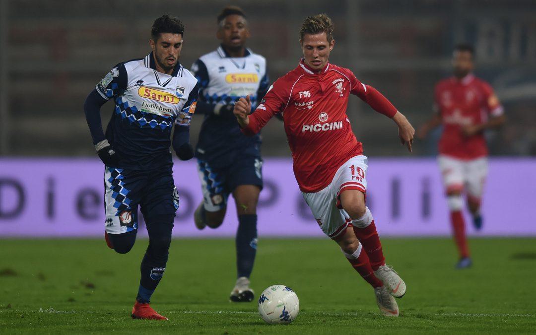 Il Match report di Perugia-Pescara