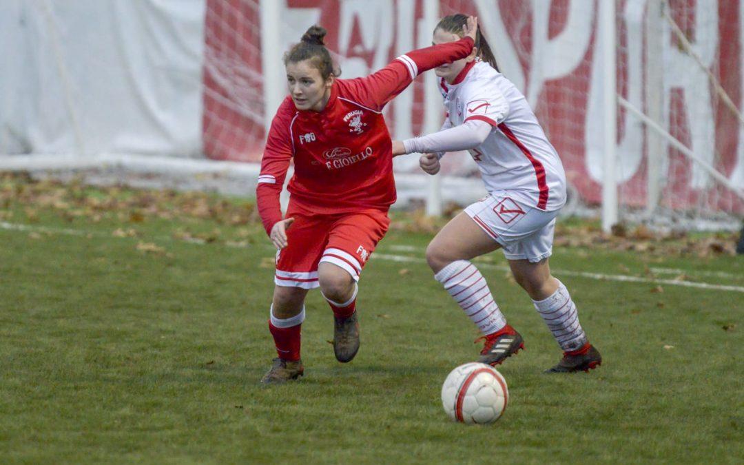 Femminile: San Marino-Perugia 1-1