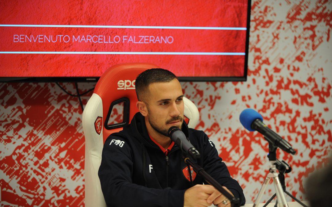 """Falzerano: """"A Perugia per mettermi alla prova"""""""