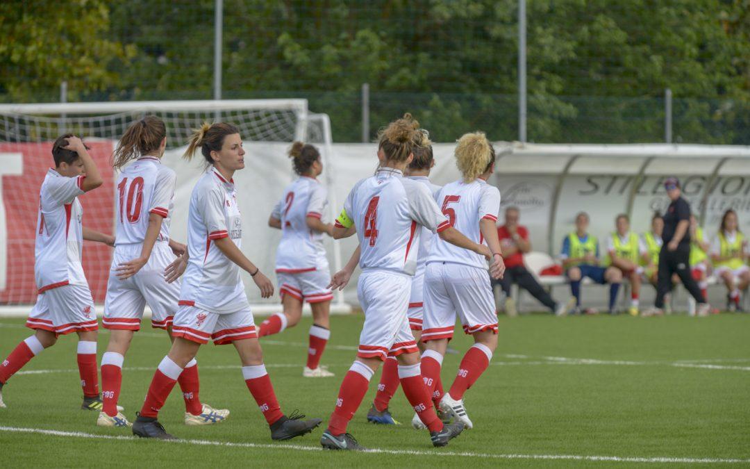 Femminile: il girone del campionato 2019/2020